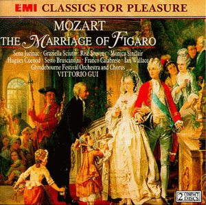 Dhl Pickup Locations >> Mozart: The Marriage of Figaro: Amazon.co.uk: Music