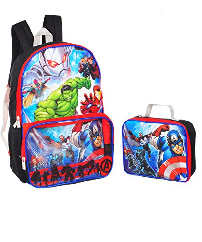 marvel backpack for boys - 2