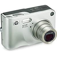 HP Photosmart R607 4.1MP Digital Camera with 3x Optical Zoom At A Glance Review Image
