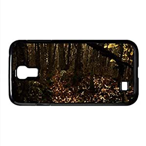 Fall Forest Watercolor style Cover Samsung Galaxy S4 I9500 Case (Forests Watercolor style Cover Samsung Galaxy S4 I9500 Case)