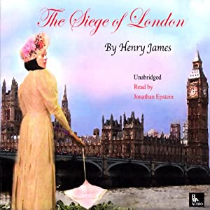 The Siege of London Audiobook