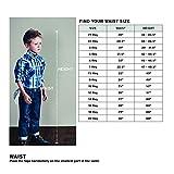 Levi's Boys' Big 514 Straight Fit Jeans, Atlas, 16