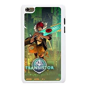 The best gift for Halloween and Christmas iPod 4 Case White Transistor RPR1735610