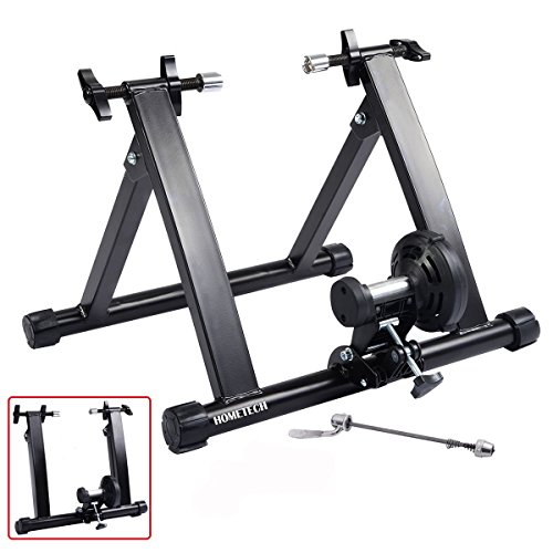 Magnetic 7 Level Exercise Bike Trainer Stand | Heavy Duty Iron Frame | Ideal for Indoor Resistance26 27