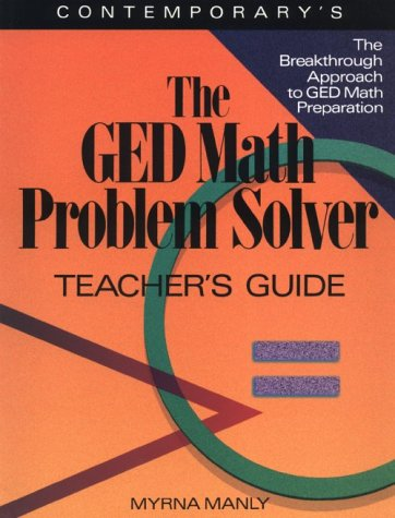 Ged Math Problem Solver: Reasoning Skills to Past the Test/T