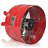 QuietCool AFG PRO-3.0 Attic Gable Fan Model