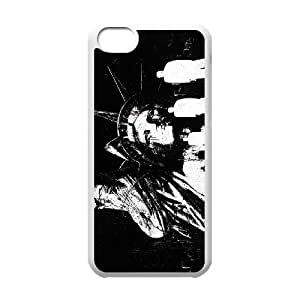 iPhone 5C Protective Phone Case Statue of Liberty ONE1231651