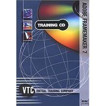 Adobe Framemaker 7 VTC Training CD
