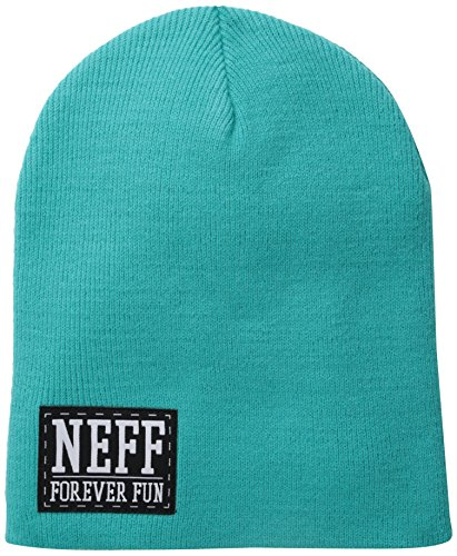 Forever Mütze aguamarina de esquí Fun hombre Gorro para Neff 51w8qRWd5