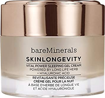 Skinlongevity Vital Power Sleeping Gel Cream, 1.7-oz.