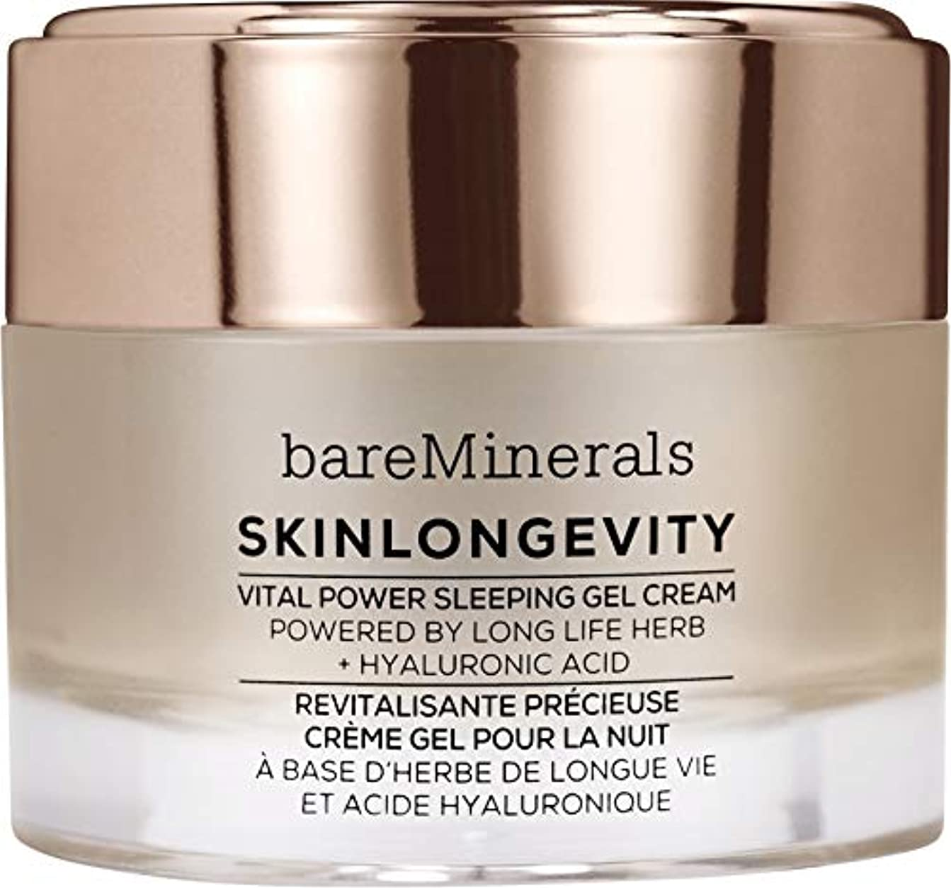 こどもセンター潜水艦階段ベアミネラル Skinlongevity Vital Power Sleeping Gel Cream 50g/1.7oz並行輸入品