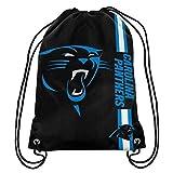 Carolina Panthers Big Logo Drawstring Backpack