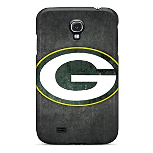 Tpu J-WALL Shockproof Scratcheproof Green Bay Packers 6 Hard Case Cover For Galaxy S4