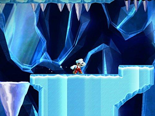 Clip: Wendys Ice Castle
