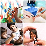 10Pcs Silicone Clay Sculpting Tool, Modeling