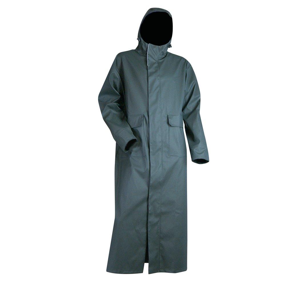 LMA 2063 BRUME Manteau de Pluie, Kaki, Taille 6 Lebeurre