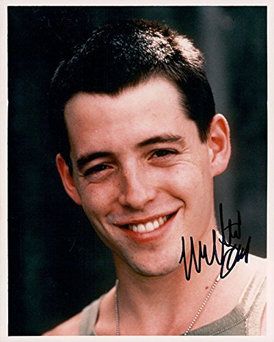 Signed Broderick, Matthew 8x10 Photo autographed ()