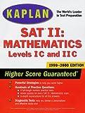 Mathematics 1999-2000, Kaplan Educational Center Staff, 068485662X