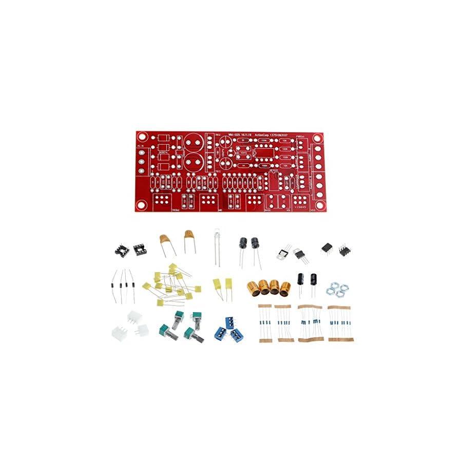 Aibii Ne5532 Op Amp Hifi Amplifier Preamplifier Volume Tone Eq Control Board Diy Kit