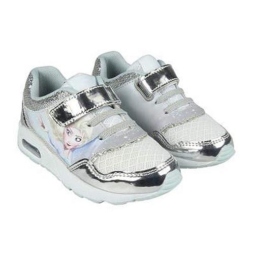 Cerdá Deportiva Cámara de Aire Frozen Elsa, Zapatillas para Niñas: Amazon.es: Zapatos y complementos
