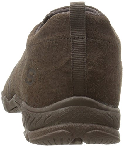 Skechers Endeavor-atmósfera de la zapatilla de deporte de la manera Chocolate
