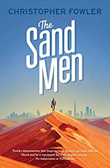 The Sand Men by [Fowler, Christopher]