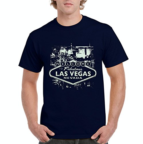 Mom's Favorite LAS Vegas T-Shirt Welcome To LAS Vegas NV Travelers Gift Ideas Places To Travel In Nevada Mens - Vegas Las Fashion Mens