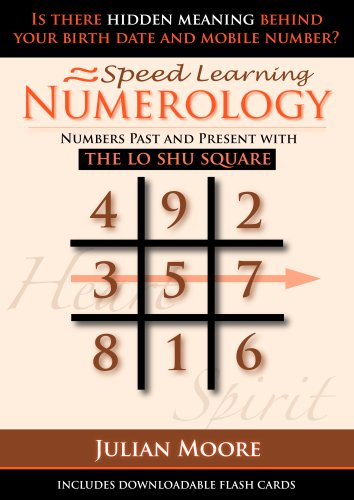 Numerology Numbers Past And Present With The Lo Shu Square Speed