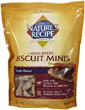 Big Heart Pet Biscuit Nature's Recipe Lamb, Mini/19 oz