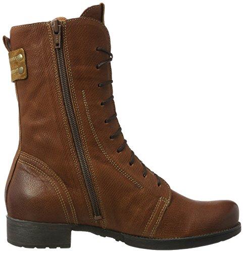 Desert 52 sattel Denk Think Femme kombi Boots Marron ZUPwgn5nq0