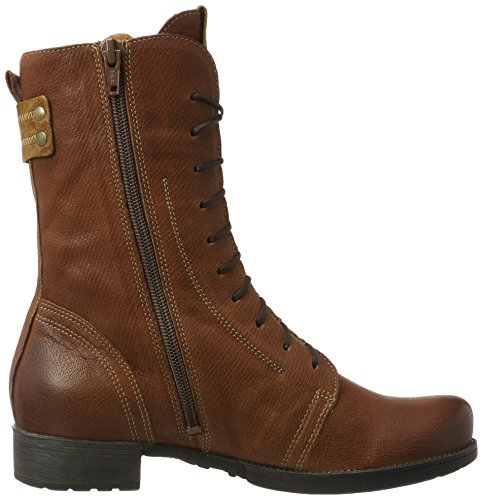Marrone Denk Boots Sattel Desert Donna 52 Kombi Stivali Think vXqnROn