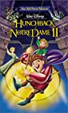 The Hunchback of Notre Dame II (Walt Disney Pictures Presents) [VHS]