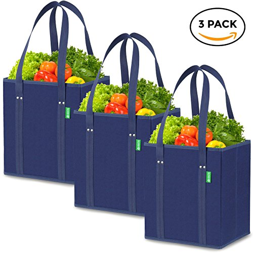 Reusable Grocery Shopping Bags Pack product image