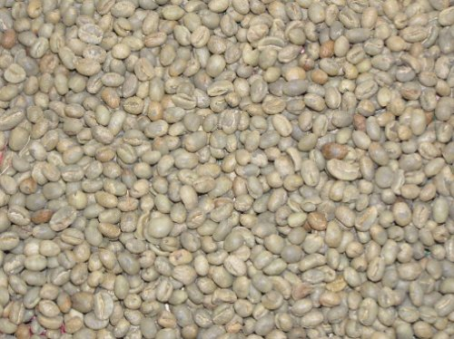Peaberry Green Coffee - 5