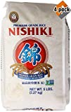 Nishiki Medium Grain Rice, 5 lb (New Version)