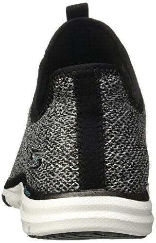 Casual On Air White Skechers US Women Galaxies Shoe Black Women's 9 tqEEY