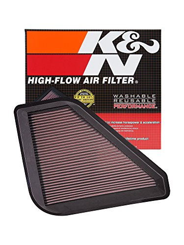 K&N 33-2394 High Performance Replacement Air Filter