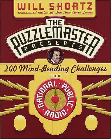 best will shortz puzzle books