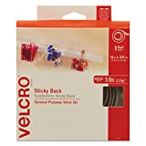 "VELCRO Brand  - Sticky Back  - 15' x 3/4"" Tape - White"