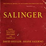 Salinger | David Shields,Shane Salerno