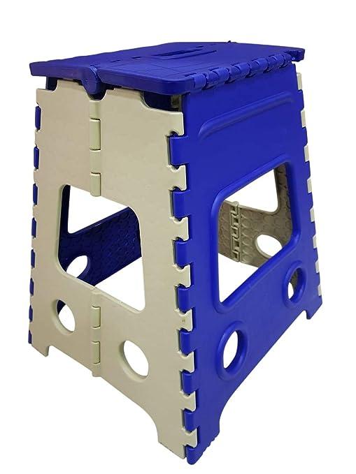 Fine Buy 18 Inch Folding Step Stool Plastic Multi Purpose Step Creativecarmelina Interior Chair Design Creativecarmelinacom