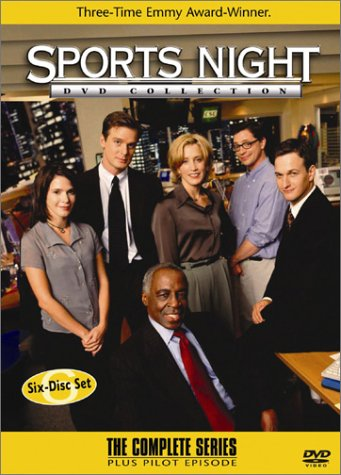 Sports Night - The Complete Series Boxed Set by Buena Vista Home Video