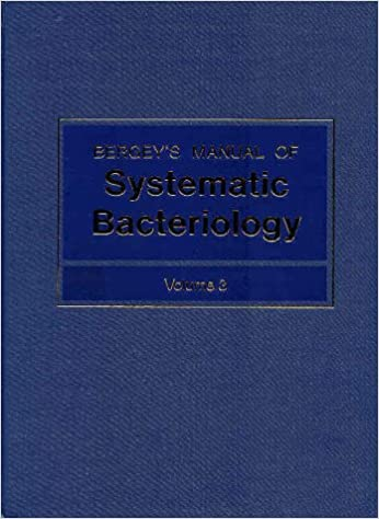 Manual of Systematic Bacteriology: v. 3 (Bergey's Manual of Systematic Bacteriology)