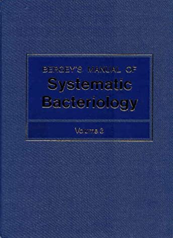 Bergeys manual of systematic bacteriology amazon free owners manual bergey s manual of systematic bacteriology volume 3 9780683079081 rh amazon com bergeys manual identification chart bergeys manual volume fandeluxe Gallery