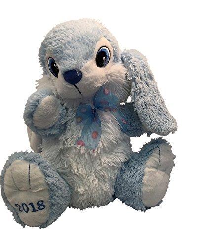 "2018 Soft Plush Easter Bunny - 13"""