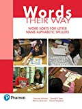 img - for Words Their Way: Word Sorts for Letter Name - Alphabetic Spellers (3rd Edition) (What's New in Literacy) book / textbook / text book