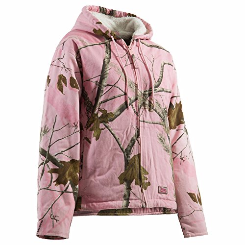 Berne Ladies Snow Drift Coat Size 3XL Regular (Realtree (Berne Apparel Lined Coat)