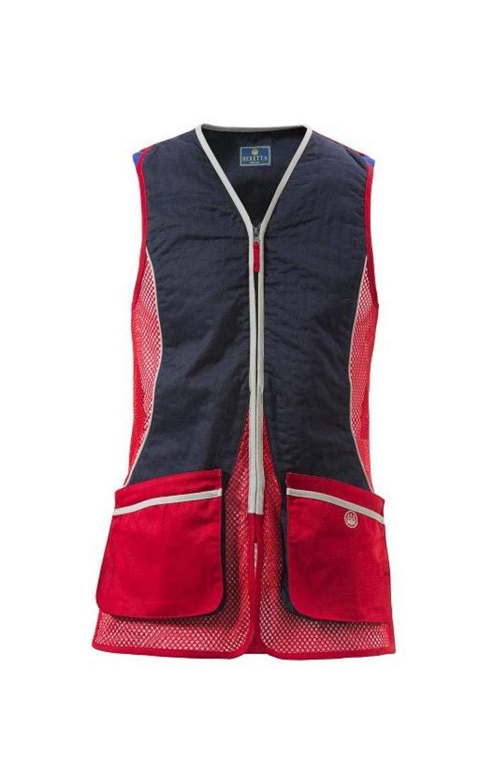 Beretta Men's New Fit Silver Pigeon Shooting Vest A.C. Kerman Inc - Beretta Hard Goods & Apparel GT21202113-P
