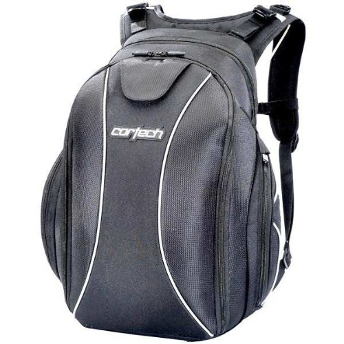 Cortech 8230-1005-18 Black Super 2.0 Backpack