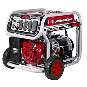A-Ipower 12,000-Watt Gasoline Powered Electric Start Generator Carb Approved